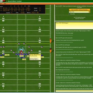 Pro Football Windows Game