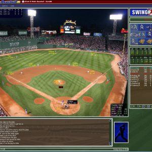 Baseball Windows Game
