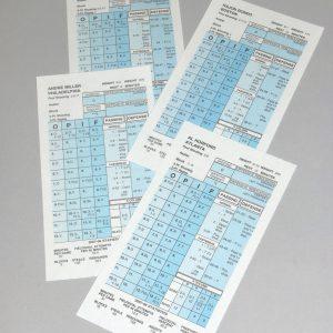 Basketball Season and Cards Combo