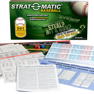 Baseball Board Games (Special Editions)